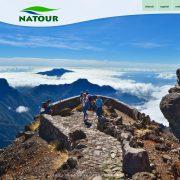 wordpress webdesign webentwicklung wandern natour-trekking jochenhilmer:designer