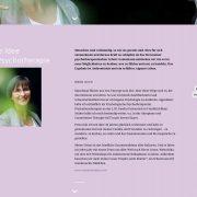 wordpress webdesign webentwicklung rhein main aschaffenburg jh-d psychotherapie praxis beate ebert