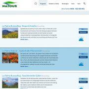 wordpress webentwicklung wandern natour-trekking jochenhilmer:designer webdesign