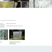 rhein-main frankfurt webdesign wordpress werkhaus glas kunst atelier jochen hilmer designer