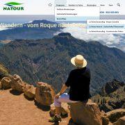 webdesign wordpress wandern natour-trekking jochenhilmer:designer webentwicklung