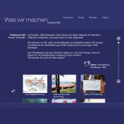 wordpress frank-duval-foundation-jochen-hilmer-designer rhein-main webdesign