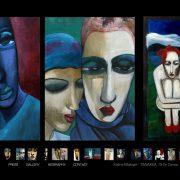 webdesign wordpress kalina maloyer frank duval kunst malerei oil-on-canvas jochenhilmer:designer raum-frankfurt