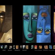 webdesign wordpress raum-frankfurt kalina maloyer frank duval kunst malerei oil-on-canvas jochenhilmer:designer