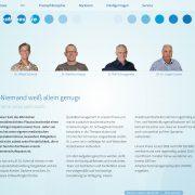 webdesign wordpress klinikarztpraxis krankenhaus rhein main aschaffenburg jochen hilmer designer gestaltung websites