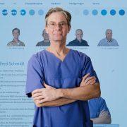 webdesign wordpress klinikarztpraxis krankenhaus gestaltung websites rhein main aschaffenburg jochen hilmer designer