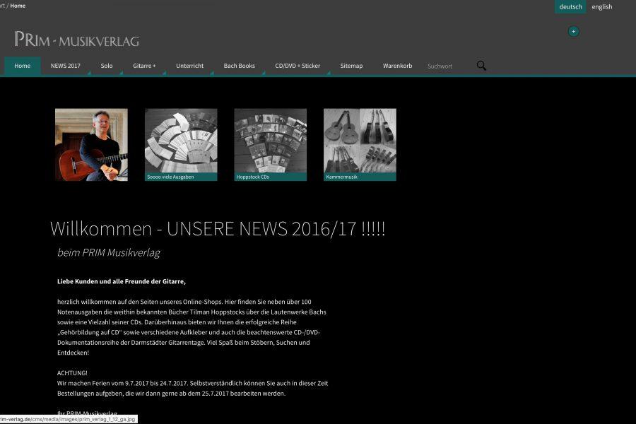 webdesign webentwicklung wordpress darmstadt rhein-main prim verlag tilman hoppstock jh-d