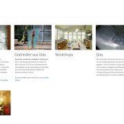 webdesign wordpress werkhaus glas kunst atelier rhein-main frankfurt jochen hilmer designer