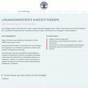 wordpress aschaffenburg webdesign webentwicklung heilpraktikerin psychotherapie