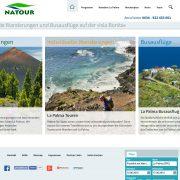 wordpress webentwicklung webdesign wandern natour-trekking jochenhilmer:designer