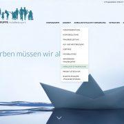 wordpress rhein-main webdesign webentwicklung hospiz verein aschaffenburg hanau jh-d