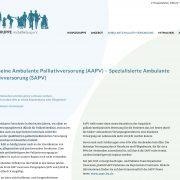 wordpress rhein-main hospiz verein aschaffenburg hanau jh-d webdesign webentwicklung