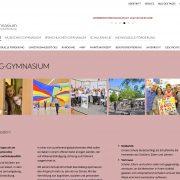schule gymnasium dalberg aschaffenburg jochen hilmer designer webdesign wordpress