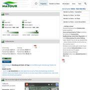 webentwicklung wordpress webdesign wandern natour-trekking jochenhilmer:designer