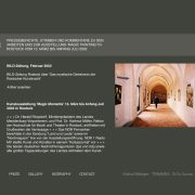 webdesign kalina maloyer frank duval kunst malerei oil-on-canvas jochenhilmer:designer raum-frankfurt wordpress