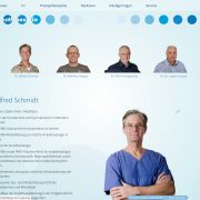webdesign wordpress rhein main aschaffenburg jochen hilmer designer klinikarztpraxis krankenhaus gestaltung websites